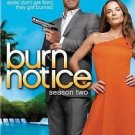 Burn Notice - Season 2 (DVD, 2009, 4-Disc Set)