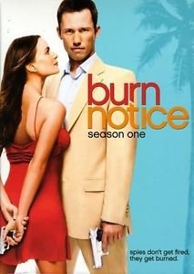 Burn Notice - Season 1 (DVD, 2009, 4-Disc Set)
