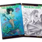JUST MERMAIDS 3X SIGNED EDITION w/both Variant Covers! Don Paresi, Steve Woron