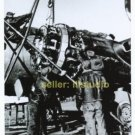 B-17 Ground Crews at Work 12 O'clock High RARE 4x6 PHOTO in MINT CONDITION #6