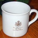 """By Appointment to His Majesty The King of Sweden"" GEVALIA KAFFE Mug"