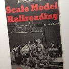 Vintage Introduction to Scale Model Railroading 1961 booklet