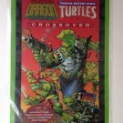 SAVAGE DRAGON  TMNT -Mirage Crossover Original Trimmed Paper Advertisement 1993