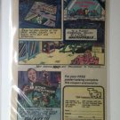STAR FRONTIERS TSR Hobbies Original Trimmed Paper Advertisement 1983