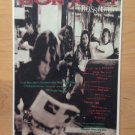 BON JOVI Crossroad 14 Classic Grooves Original Trimmed Paper Advertisement 1993