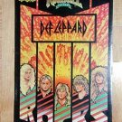DEF LEPPARD 1990 ROCK N ROLL Comics #5~Hard to Find-NM Condition! 1st Prt