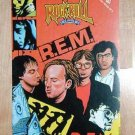 R.E.M. 1991 ROCK N ROLL Comics #35~Hard to Find-NM Condition! 1st Printing