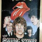 The ROLLING STONES 1989 ROCK N ROLL Comics #1~Hard to Find-NM Condition! 4th Prt