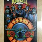 GUN 'N' ROSES 1989 ROCK N ROLL Comics #1~Hard to Find-NM Condition! 2nd Printg