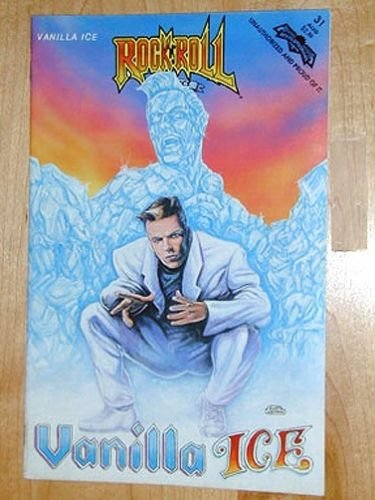 VANILLA ICE 1991 ROCK N ROLL Comics #31~~Hard to Find-NM Condition! 1st Printing