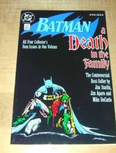 Batman: A Death in the Family [nn] (1988, DC)
