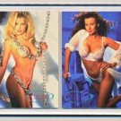 SHAYLA & CHANTILLY LACE Heavenly Bodies Trading Card Promos Very Rare