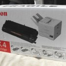 Genuine Canon FX4 Toner Cartridge sealed box