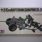 TAMIYA 35035 1/35 3.7Cm ANTI-TANK GUN PAK 35/36 WW2