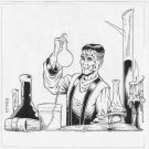 Dungeon Magazine Original RPG ART #116 The Chemist
