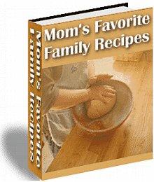 195 Mom`s Favorite Recipes