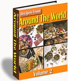 392 Recipes From Around The World Volume 2