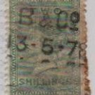 foreign bill two shillings 1878
