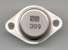 ECG NTE SEM 389 Transistor