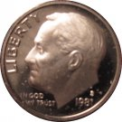 1981 S Proof Roosevelt