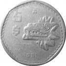 1981 5 Peso KM#485