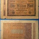 1923 P93 1 Million Mark