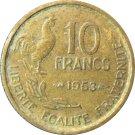 1953 10 Franc