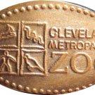 Cleveland Zoo Metropark Elongated