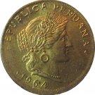 1964 20 Centavo
