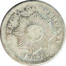 1957 1 Centavo