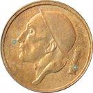 1957 Belguim 50 Centimes