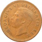 1951 Canadian Cent