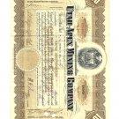 Utah-Apex Mining Company 1928 #A35468