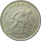 1952 Luxembourg 1 Franc
