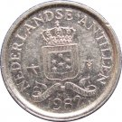 1982 Netherlands Antilles 10 Cents