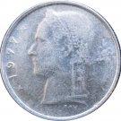 1977 Belguim 1 Franc