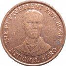 1995  Jamaica Ten Cents #2