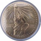 Statue of Liberty Medallion
