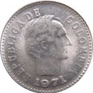 1971 Colombia 10 Centavo