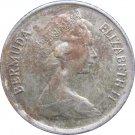 1983 Bermuda 10 Cent