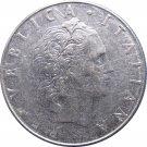 1981 Italy 50 Lire