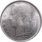 1978 Belguim 1 Franc