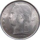 1973 Belguim 1 Franc