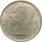 1969 Belguim 1 Franc
