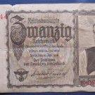 Germany 20 Reichmark 544