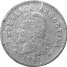 1941 Argentina 10 Centavo