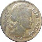 1944 Argentina 10 Centavo #1