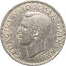 1948 Great Britain 2 Shilling