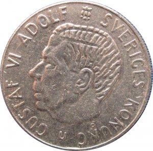 1973 Sweden 1 Krona #3