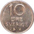 1973 Sweden 10 Ore